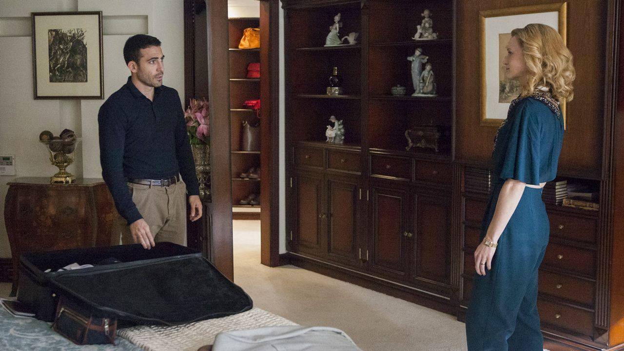 Miguel Ángel Silvestre lleva el ritmo en las venas.Netflix estrena «Criminal», un «thriller» grabado en cuatro países