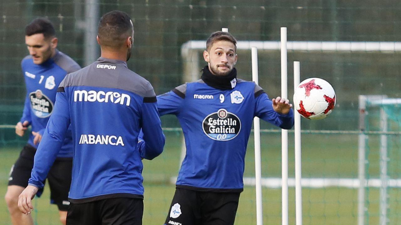 FC. Barcelona - Deportivo, en imágenes