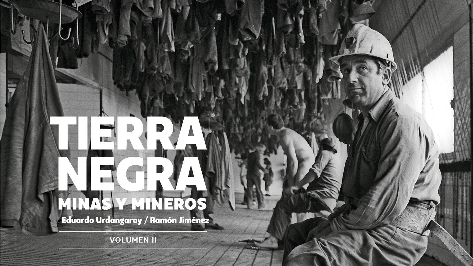 Libro «Tierra Negra Vol.II» de Eduardo Urdangaray y Ramón Jiménez