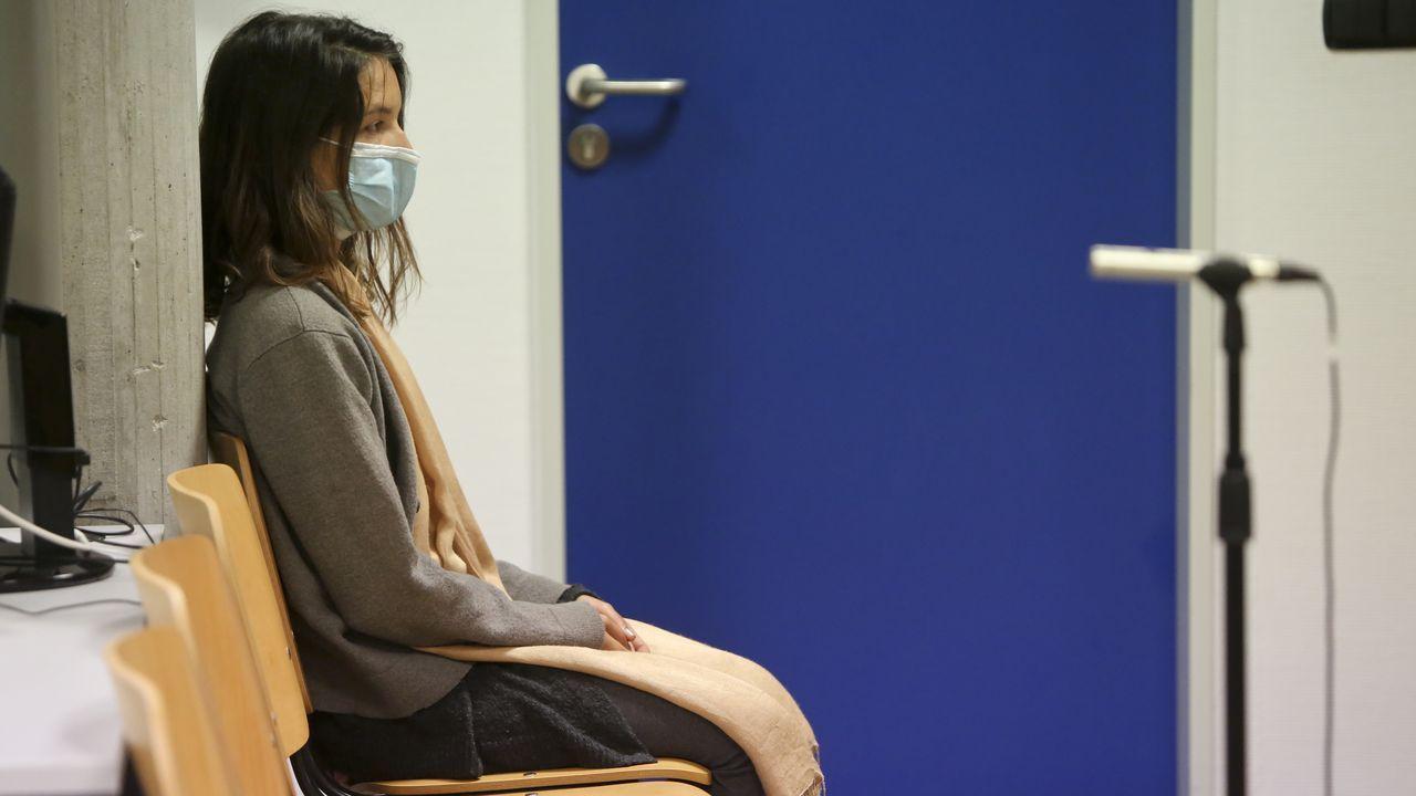 Imagen del primer juicio por incumplir el real decreto: una extranjera que vive en Vigo fue multada en marzo por saltarse el confinamiento