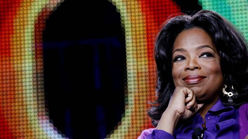 Oprah Winfrey.Oprah, la famosa más poderosa