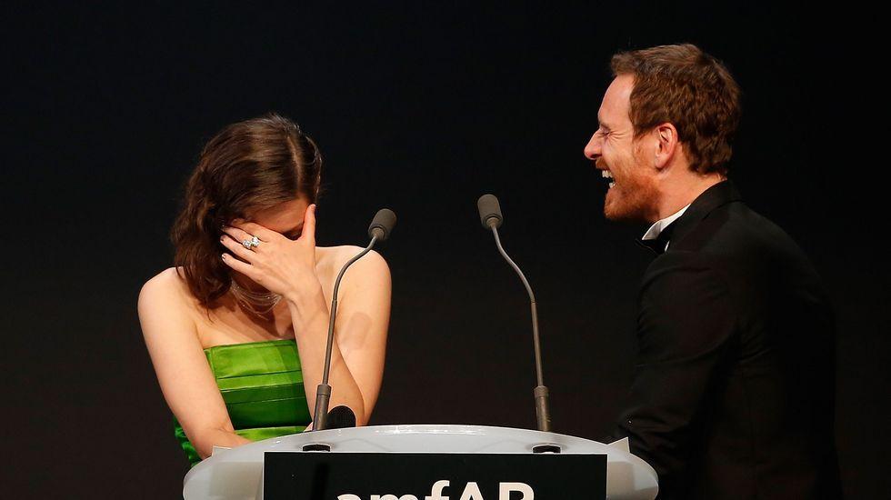 La gala amfAR de Cannes, en imágenes.Cate Blanchett y Rooney Mara