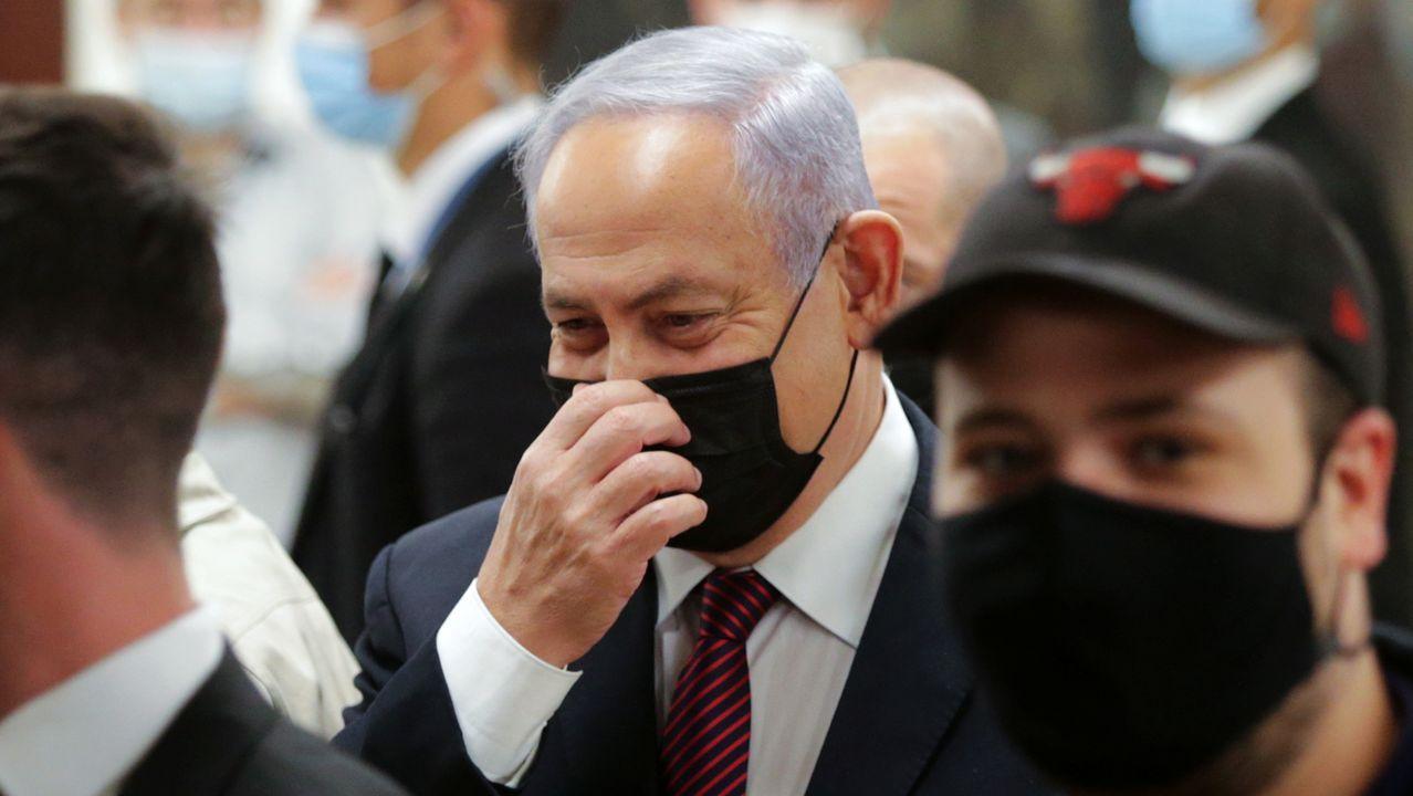Netanyahu abandona el Parlamento tras perder la votación sobre los presupuestos