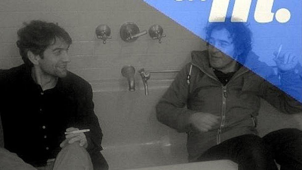 El debate de La Voz de Galicia con los candidatos a la alcaldía de Ferrol.De izquierda a derecha, en la fila de abajo, Anicet Lavodrama (SF); Carlos del Río (Xuntos Actúa); Jorge Suárez (FeC); José Manuel Rey (PP); Jorge Juan Álvarez (CCD). Y en el fila de arriba, Ángel Mato (PSOE); Alejandro Langtry (Cs); Patricia Castro (VOX); Bernardo Lorenzo (Marea de Ferrol) e Iván Rivas (BNG)