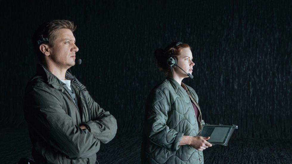 «Blade Runner 2049» vs «Blade Runner».El director Ridley Scott, durante la presentación de la película en Londres