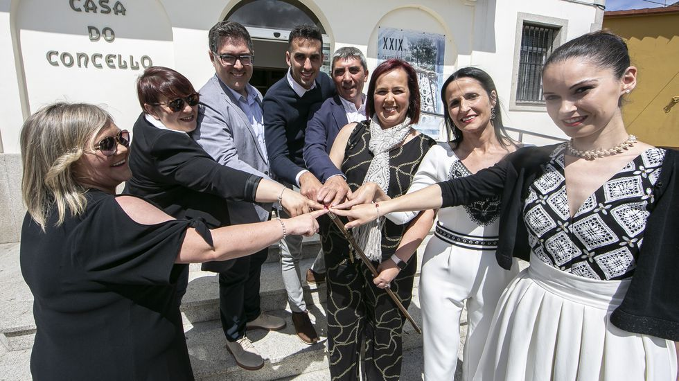 Camariñas. Alcaldesa, Sandra Insua (PSOE)