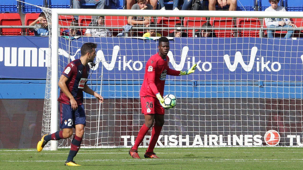 El Dépor se pone a tono ante el Girona