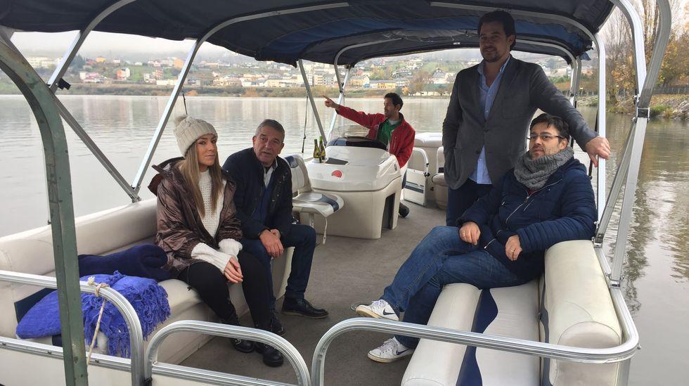 A Rúa ofrecerá rutas en catamarán