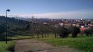 Parque de los Pericones, en Gijón
