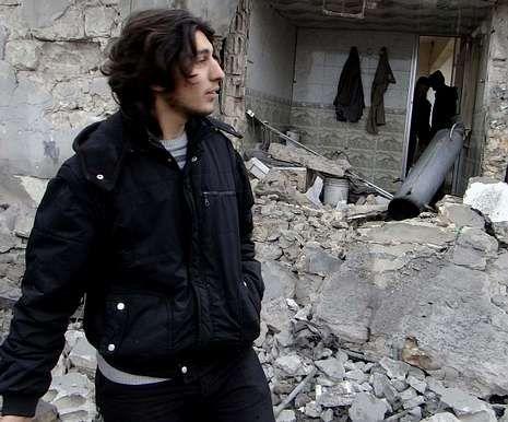 El nivel de destrucción en Siria es dramático.