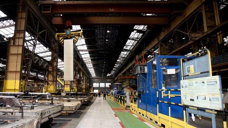 La planta de A Coruña pertenece a Alcoa desde 1998, aunque abrió en los años 60.