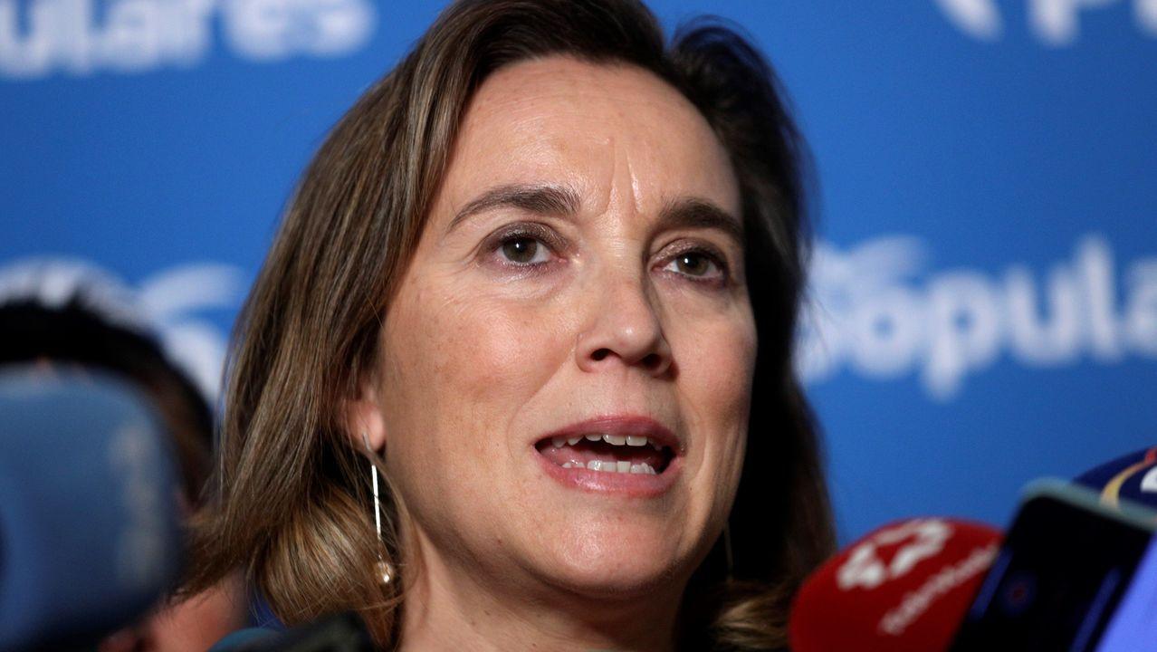 Alonso apuesta por una gran coalición con el PSOE