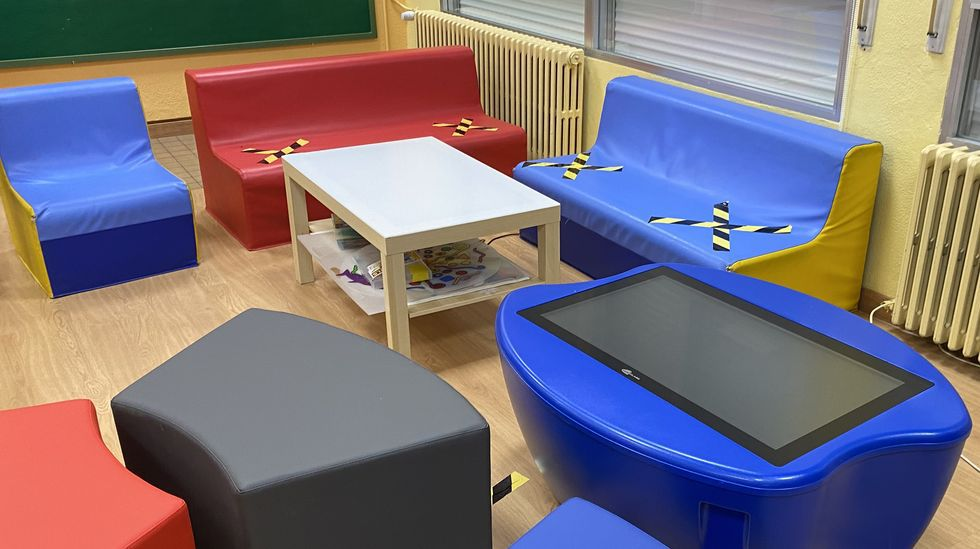 Hay 33 centros educativos con casos activos