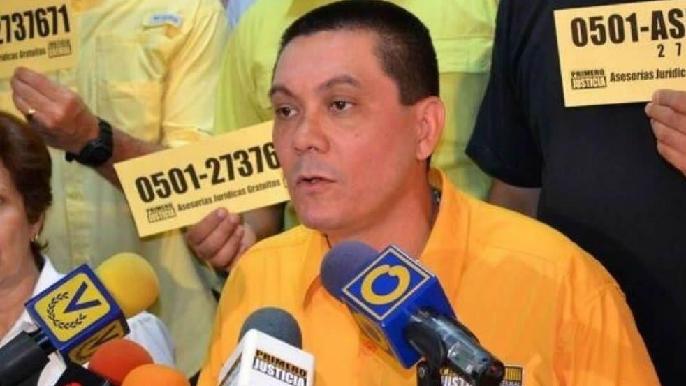 Albán murió al caer de una ventana en la sede de Sebin y el régimen aseguró que fue un suicidio