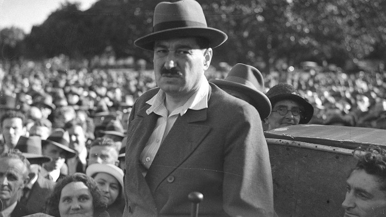 Egon Erwin Kisch (Praga, 1885-1948)