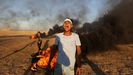 Israel ha vuelto a lanzar ataques aéreos sobre la franja de Gaza