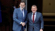 Rajoy apoya a Cifuentes y considera que no hay razones para romper el pacto de Madrid