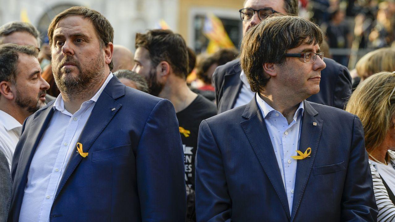 El PSC aspira a relevar al Cs y convertirse en el partido más votado de los constitucionalistas