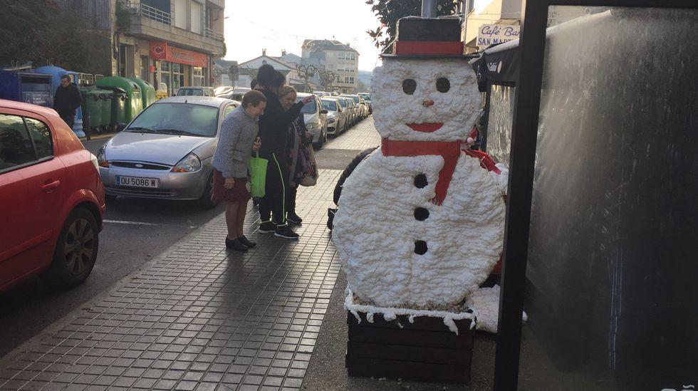 NAVIDAD EN CELANOVA.Decoración navideña en A Pobra de Trives