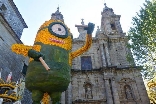 Manifestación del Primero de Mayo de 2018 en Asturias.Dia del Trabajo. Manifestación por el 1 de Mayo en A Coruña