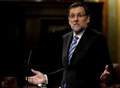 Rajoy expuso ayer en el Congreso las conclusiones de la cumbre de la UE, marcada por el espionaje.