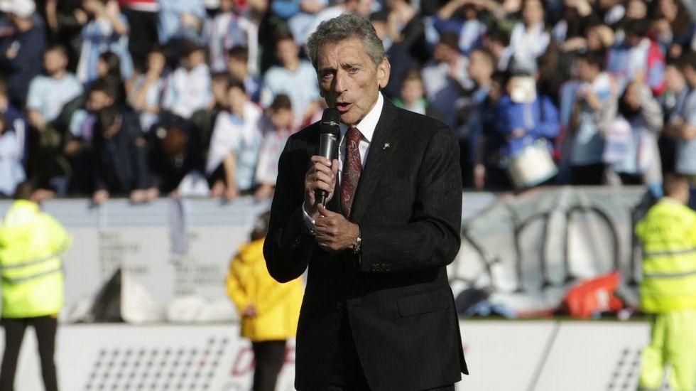 «El Celta es un equipo saneado pero no rico»