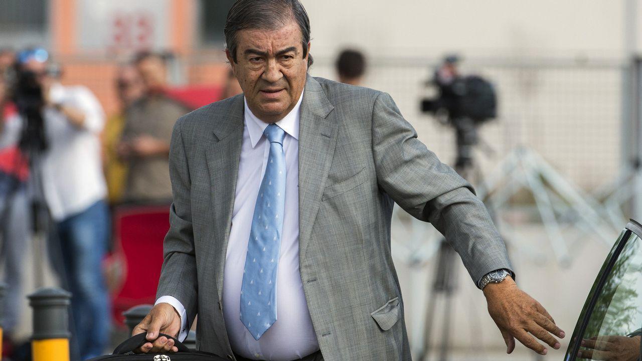 Acebes, Arenas, Mayor Oreja y Rato testifican en el juicio de la Gürtel