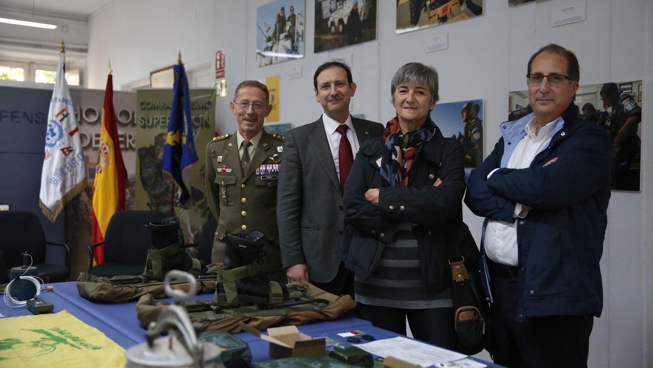 Voluntarios europeos
