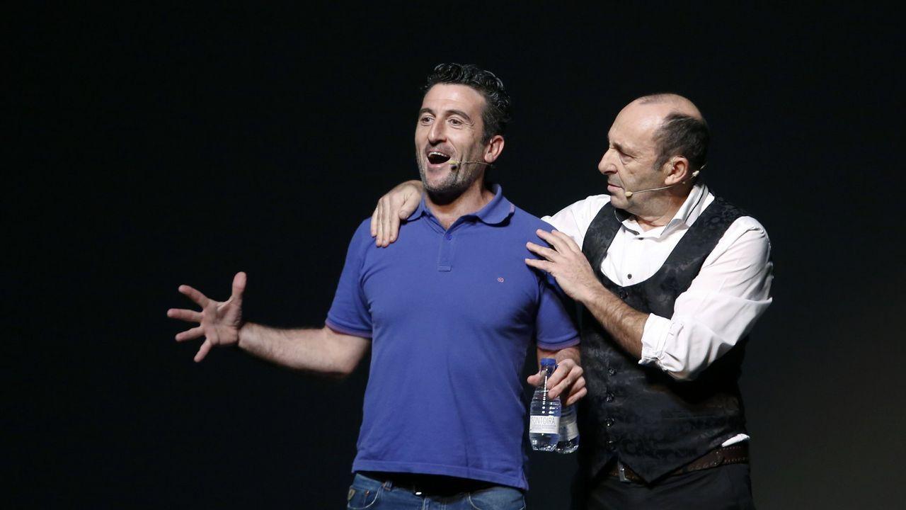 Un gallego da vida a Franco en la próxima película de Amenábar.Juan Carlos Cortina Sirgo, fundador y redactor del blog «Apellido Sirgo»
