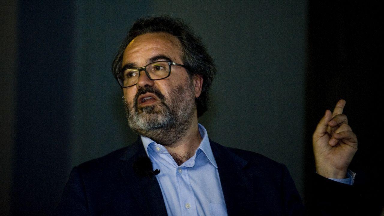 montoliu.El científico del CNB Lluís Montoliu acaba de publicar «Editando genes: recorta, pega y colorea»