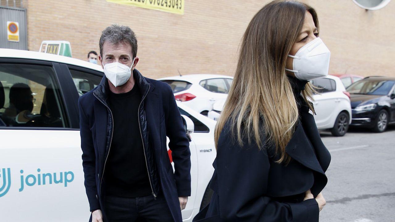 Pablo Motos y su mujer Laura Llopis