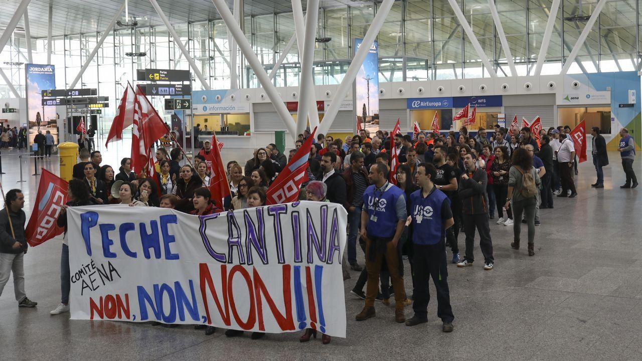 Tui se llena de portugueses que quieren repostar por el desabastecimiento en su país.Gómez-Reino ganó las primarias frente a Bescansa