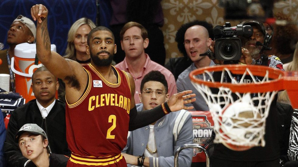 Kyrie Irving.