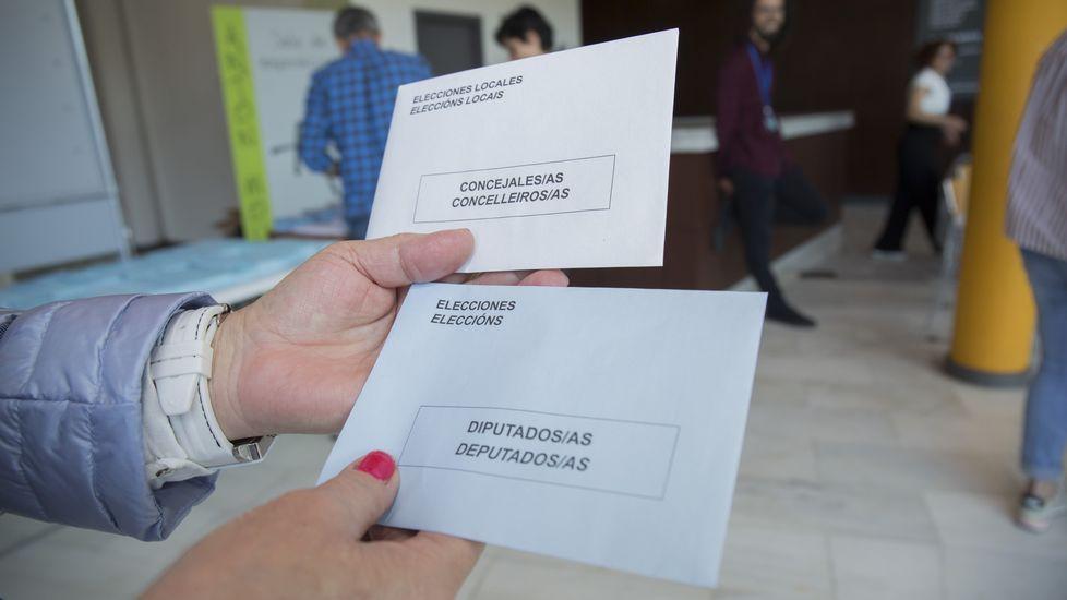 Jornada de elecciones