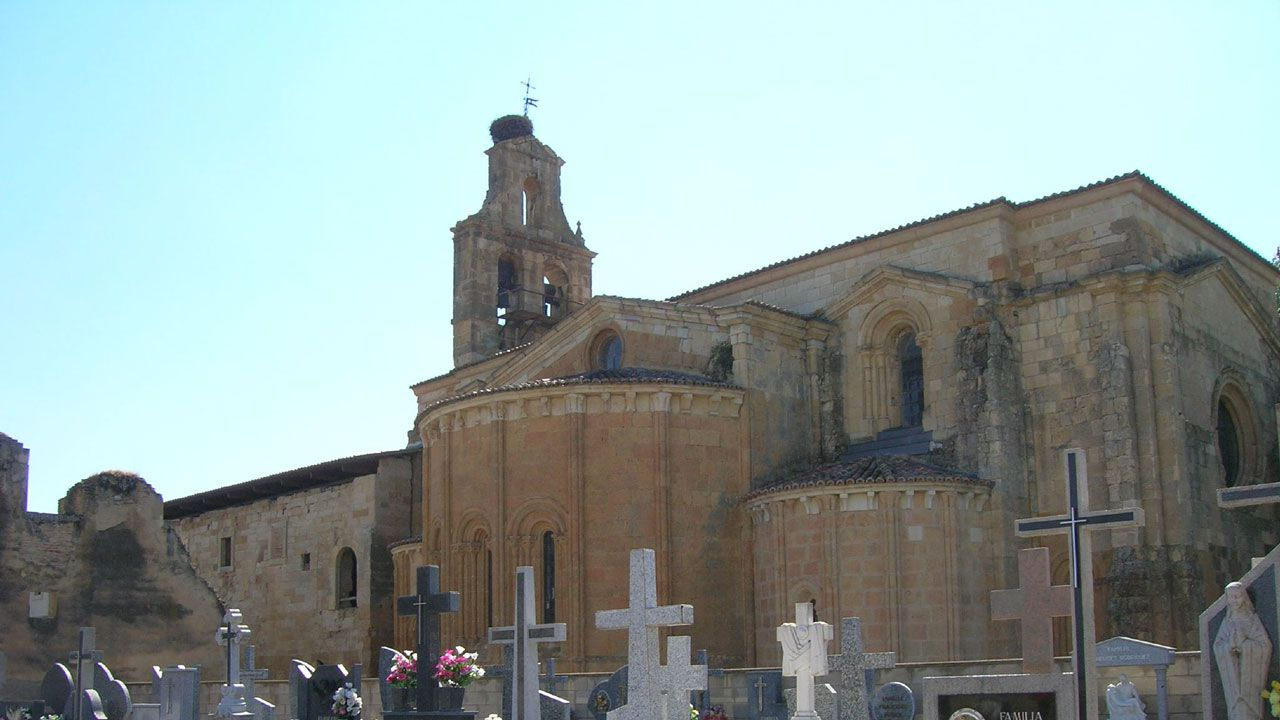 Monasterio de Santa María de Villaverde