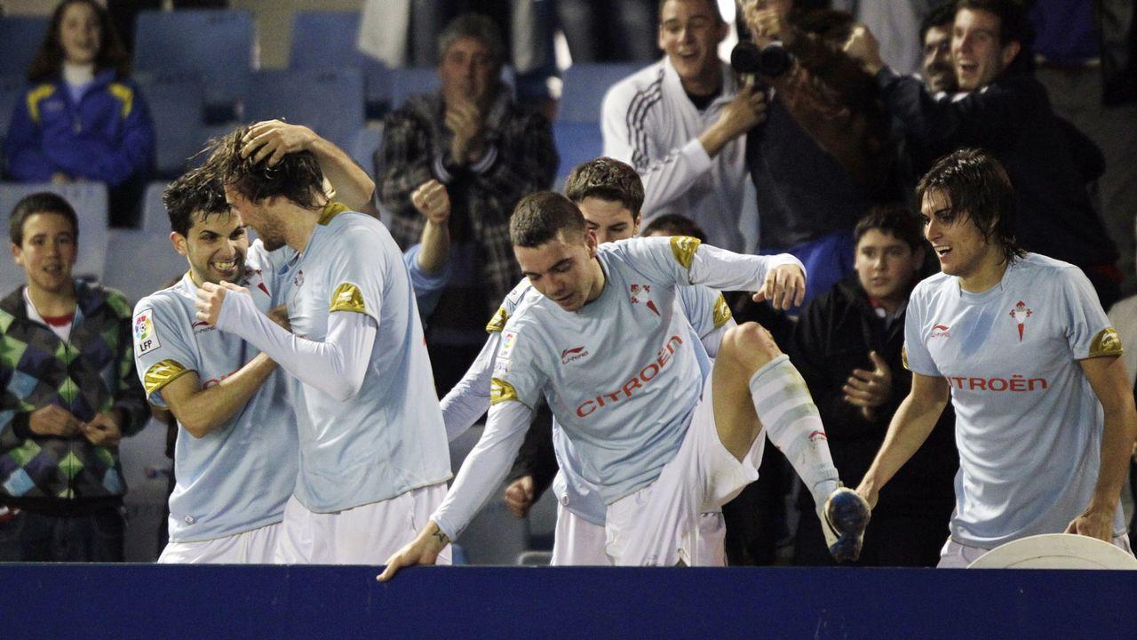 63 - Celta- Tenerife (1-0) el 19 de febrero del 2011