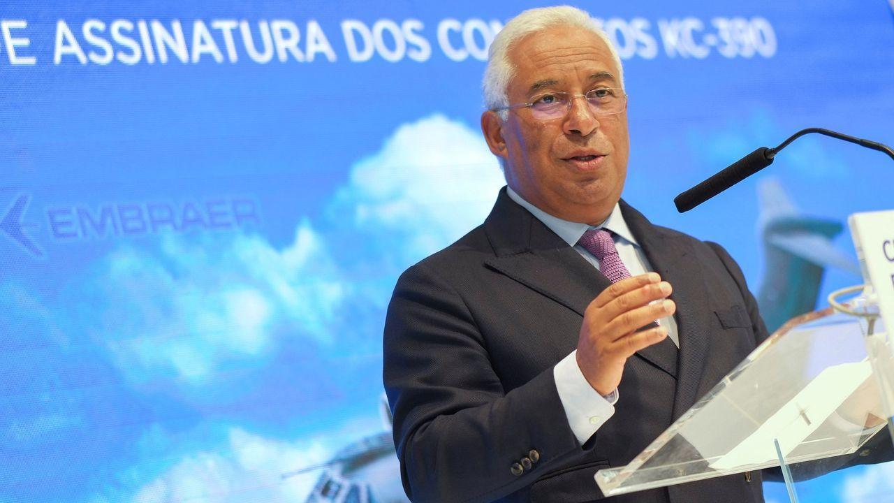 El primer ministro portugues, António Costa, podría prescindir del apoyo del Bloco de Esquerda tras los comicios, según los sondeos