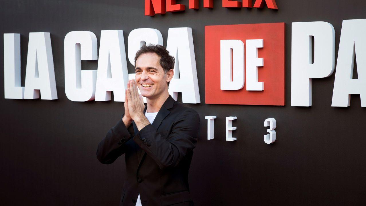 El actor Pedro Alonso