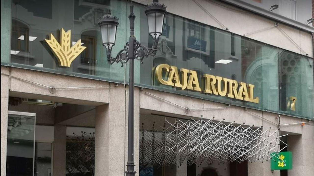 Caja Rural Asturias, en Oviedo