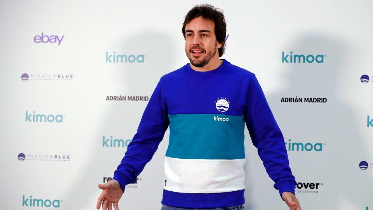 Fernando Alonso disputará el Dakar 2020 con el Toyota Gazoo Racing.