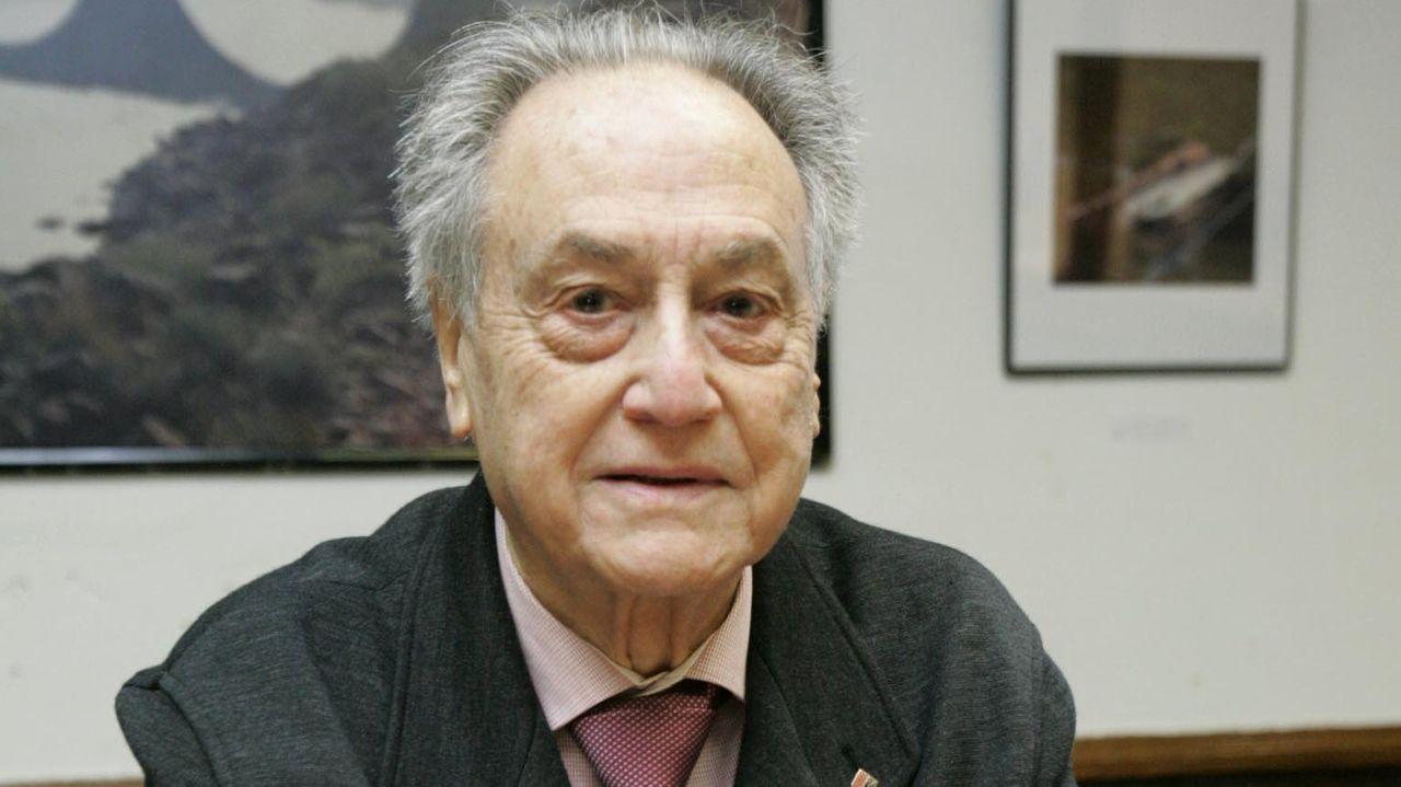 Rafael Romero, natural de Ourense, dirigió en A Coruña el colegio Santa Maria del Mar