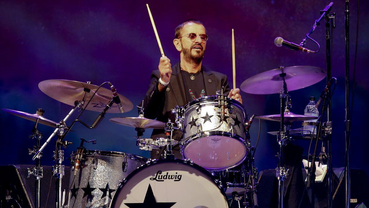 Ringo Starr, un beatle en la ciudad