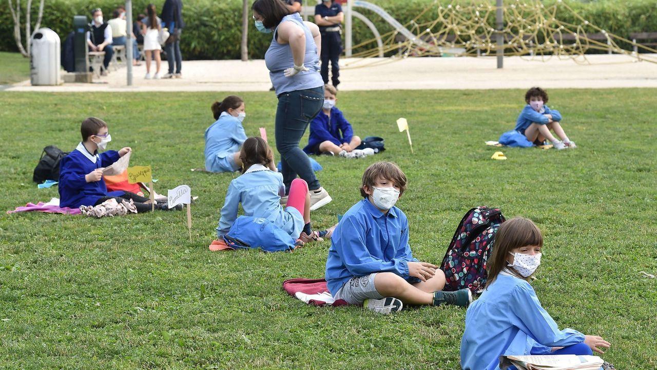 Los niños italianos regresarán a clase en septiembre