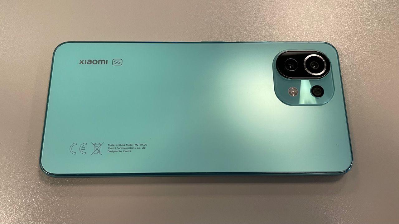 Mi 11 Lite 5G: potente y ultrafino