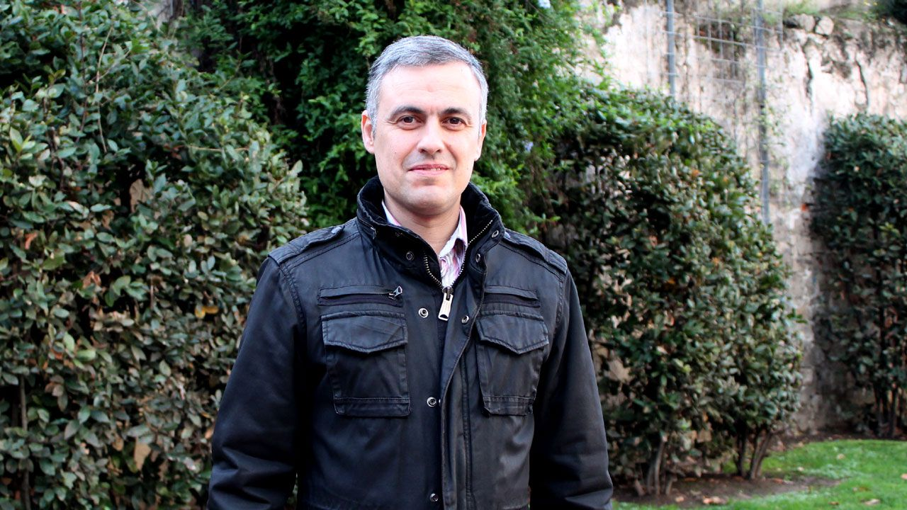 Un ejemplar de lobo.Iván Fernández Ardura