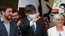 El tribunal de Cerdeña suspende la entrega de Puigdemont a la espera de la Justicia europea