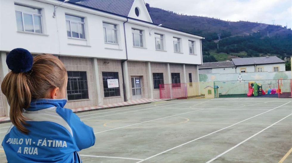 Escuela infantil Nuestra Señora de Fátima en A Rúa