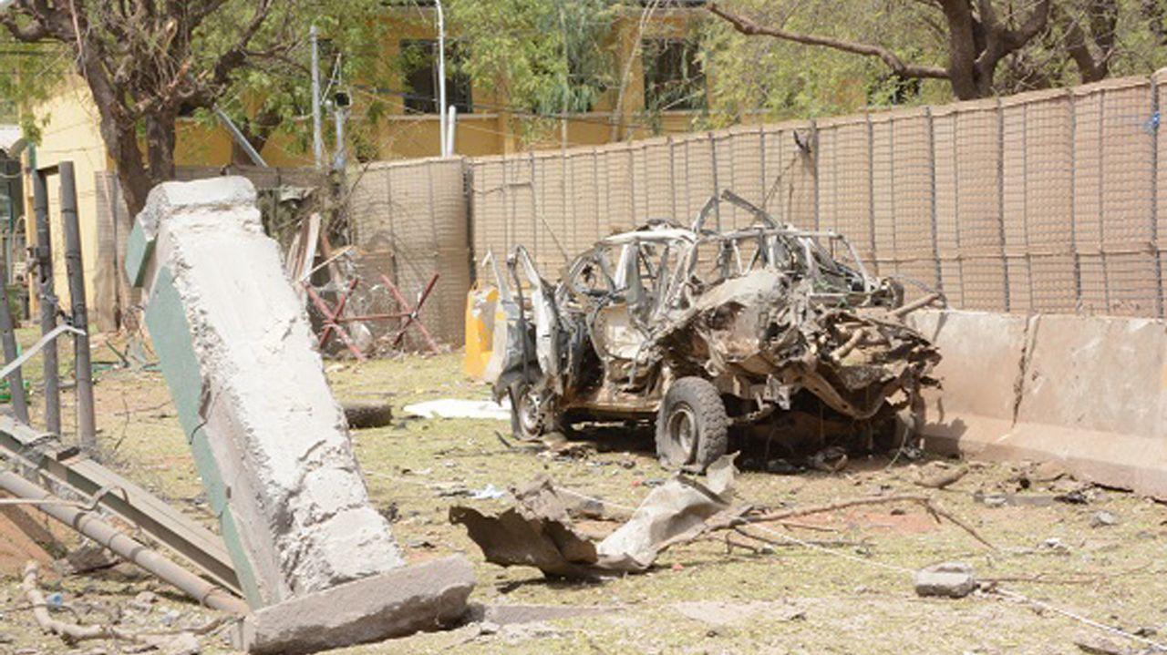Así se adiestra la Brilat.Las fuerzas armadas malienses buscan a los autores de la matanza ocurrida en el centro del país