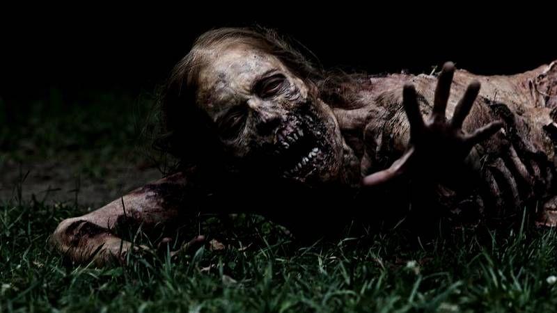 Trailer cuarta temporada «Walking Dead»