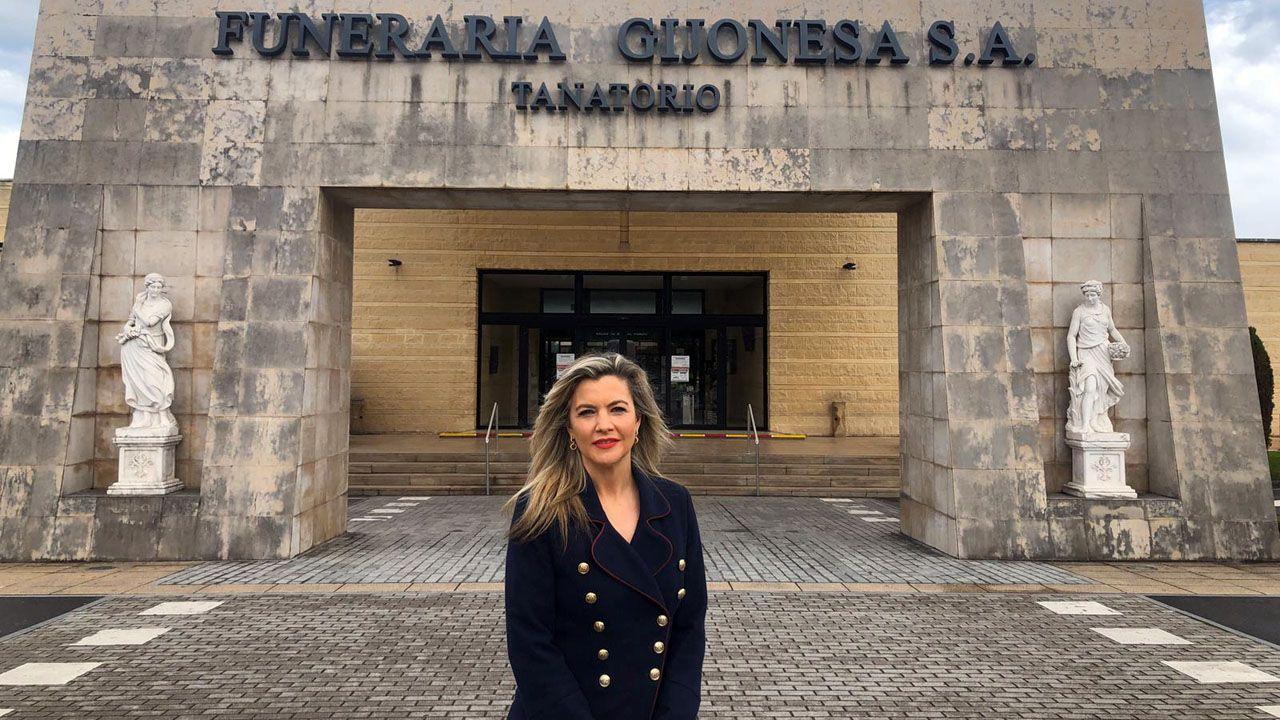 La psicóloga Raquel Baeza